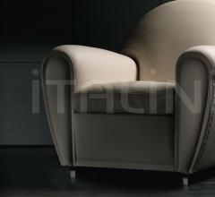Кресло New Deal фабрика Poltrona Frau