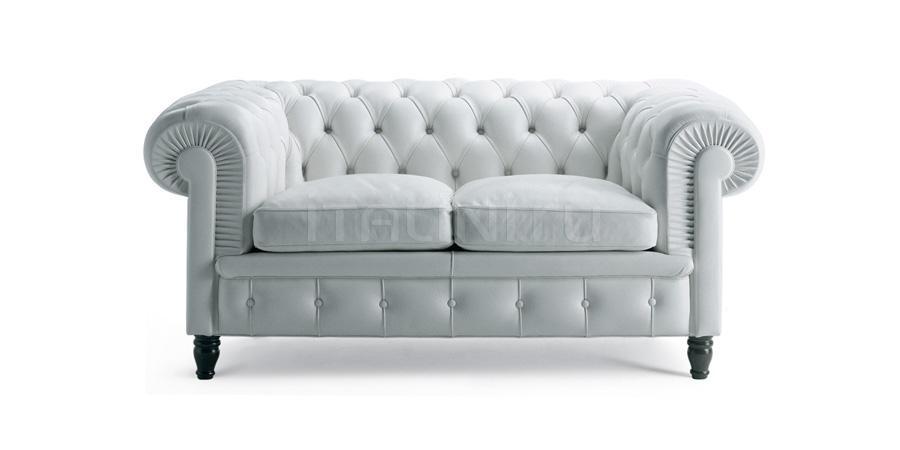 Двухместный диван Chester Poltrona Frau