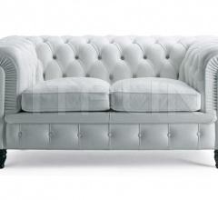 Двухместный диван Chester фабрика Poltrona Frau