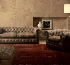 Трехместный диван Chester One фабрика Poltrona Frau