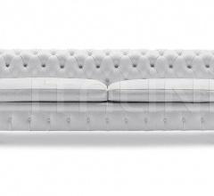 Четырехместный диван Chester One фабрика Poltrona Frau