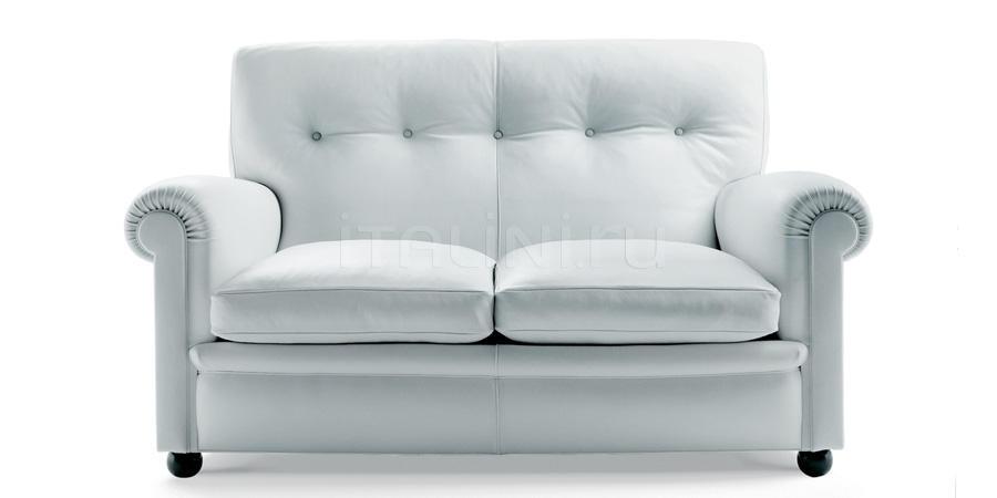 Двухместный диван Edoardo Poltrona Frau