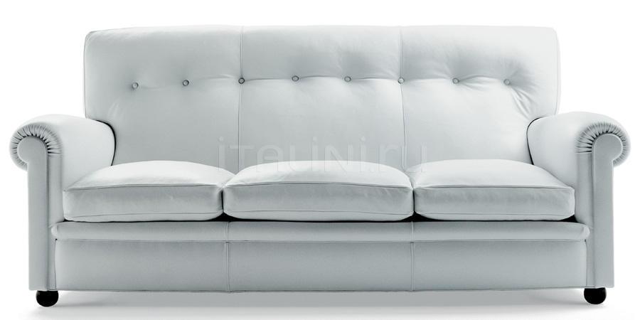 Трехместный диван Edoardo Poltrona Frau