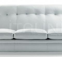 Трехместный диван Edoardo фабрика Poltrona Frau