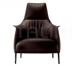 Кресло Archibald A фабрика Poltrona Frau
