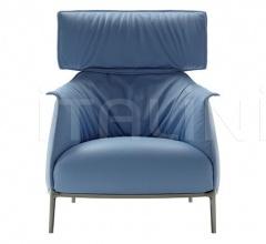 Кресло Archibald King фабрика Poltrona Frau