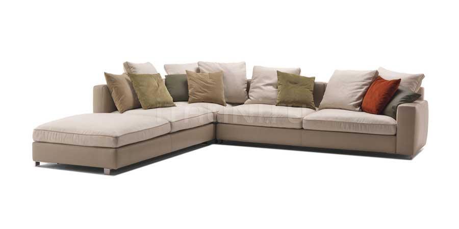Модульный диван Massimosistema Poltrona Frau