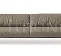 Трехместный диван John-John фабрика Poltrona Frau