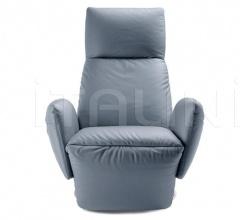 Итальянские кресла офисные - Кресло Pillow фабрика Poltrona Frau