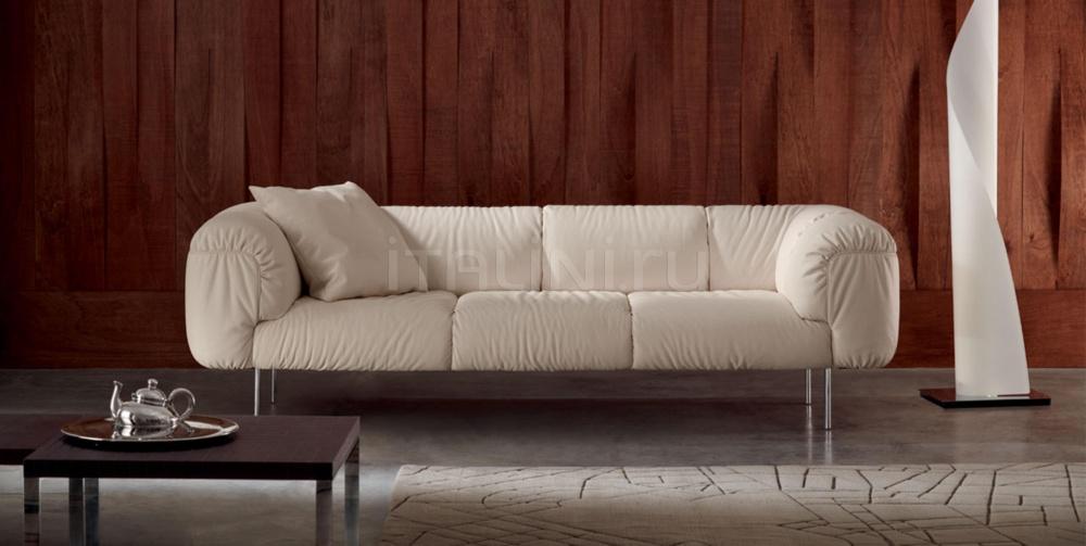 Трехместный диван Bebop Poltrona Frau