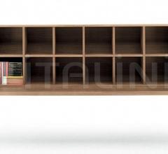 Книжный стеллаж Sangirolamo фабрика Poltrona Frau