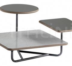 Журнальный столик Trois фабрика Poltrona Frau