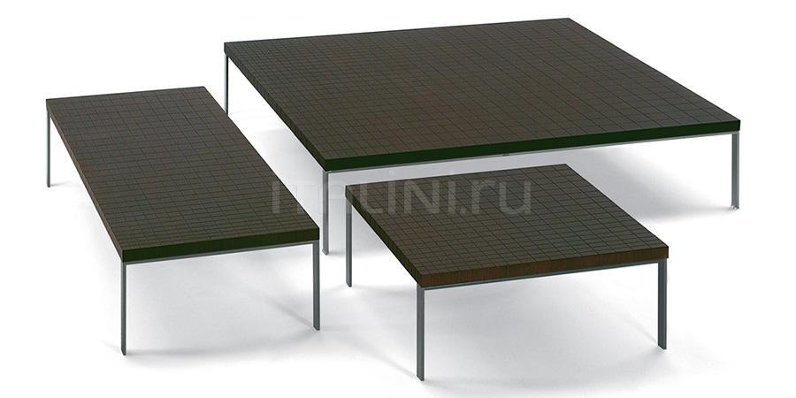 Журнальный столик Geometrie Poltrona Frau