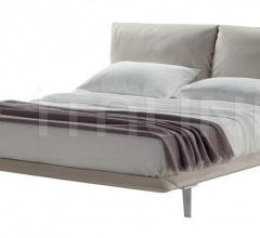 Кровать John-John фабрика Poltrona Frau