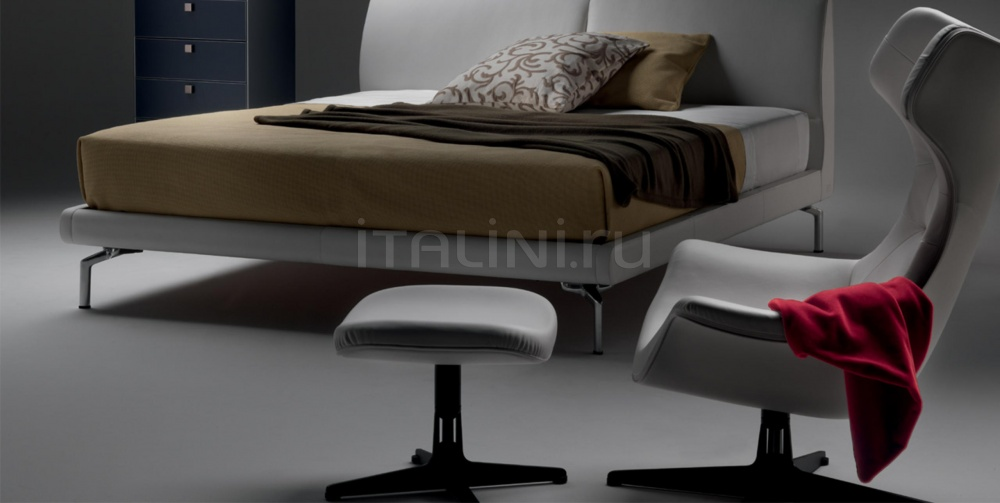 Кровать Eosonno Poltrona Frau