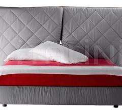 Кровать Lelit фабрика Poltrona Frau