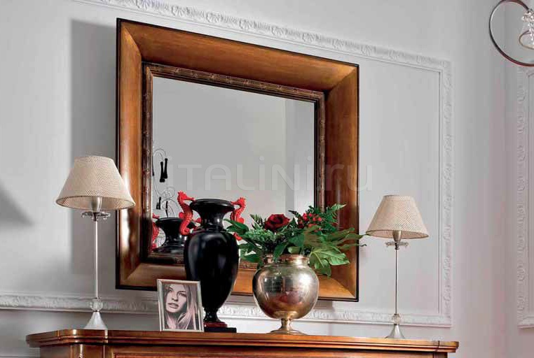 Настенное зеркало SP84q 156 Pregno