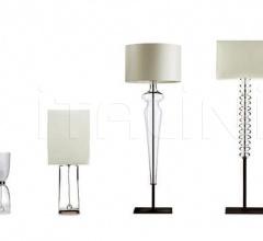 Итальянские свет - Настольная лампа Alma фабрика Poltrona Frau