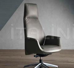 Итальянские кресла офисные - Кресло Downtown фабрика Poltrona Frau