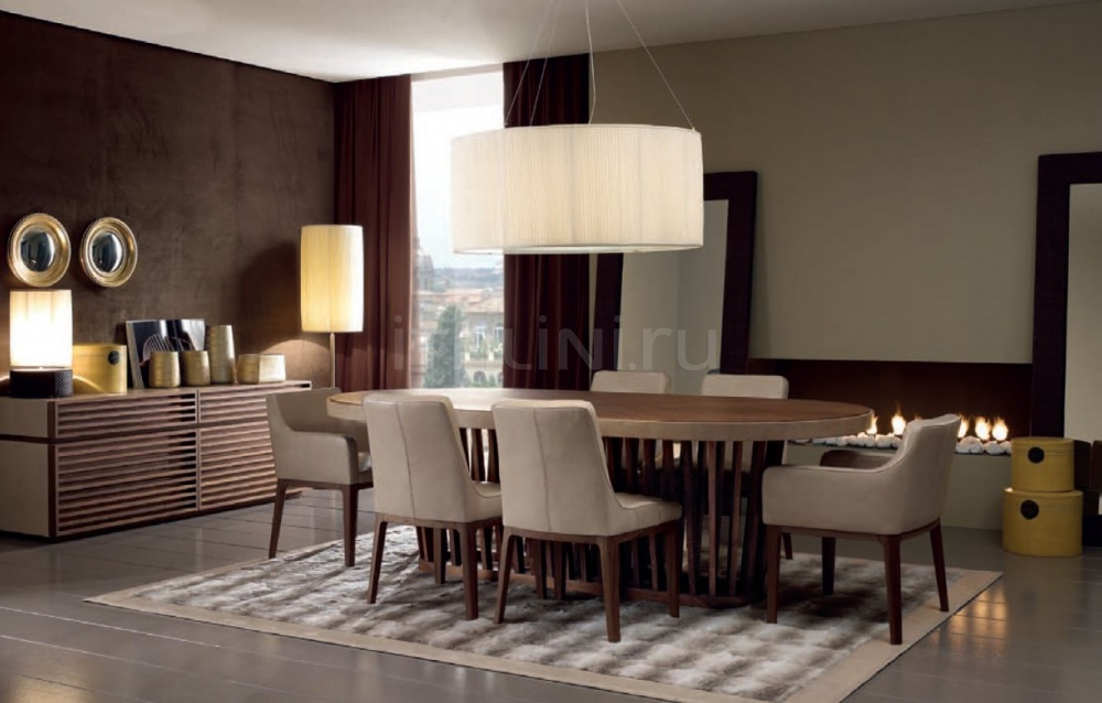 Стол обеденный Menphis Luxury Ulivi Salotti