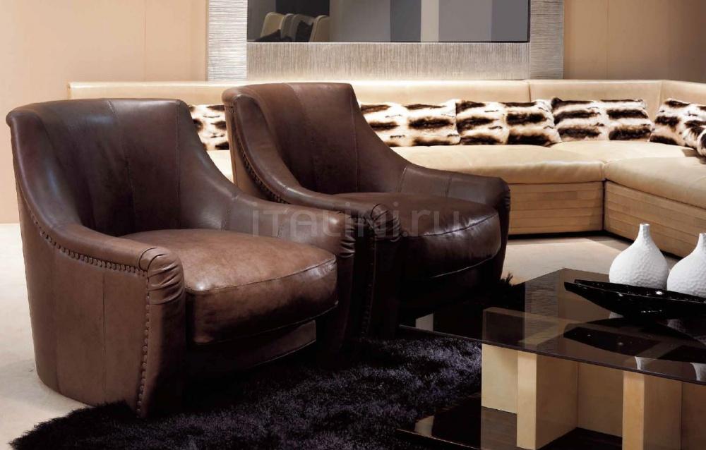 Кресло Mondrian Ulivi Salotti
