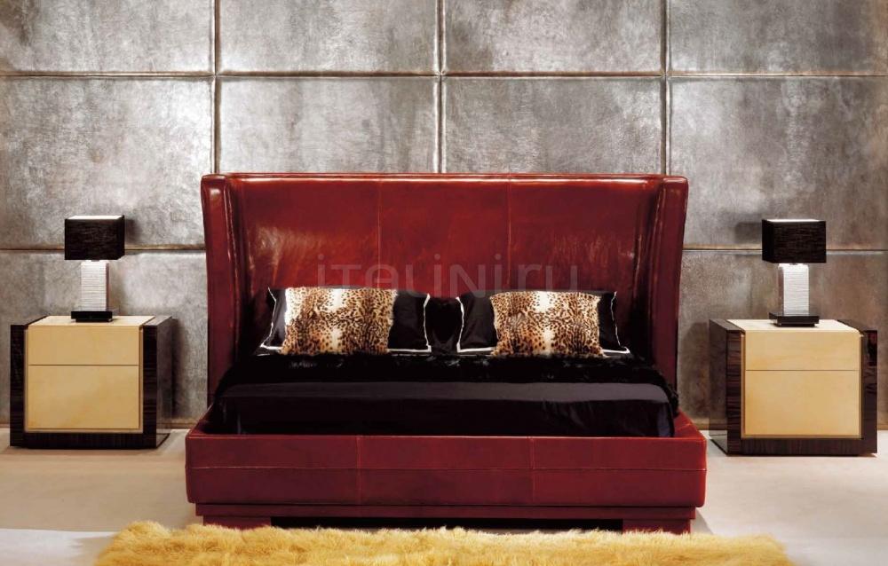 Кровать Savoy Pelle Ulivi Salotti