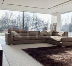 Диван Antigua leather фабрика Ditre Italia