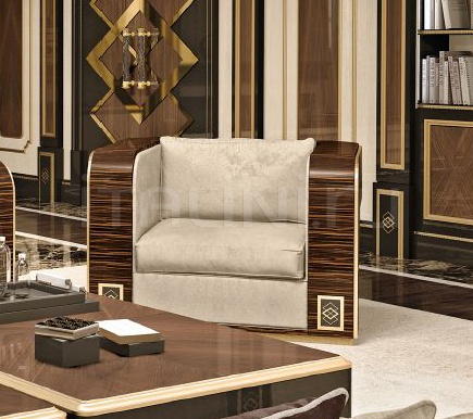 Кресло P26TR 90.48.04 Pregno