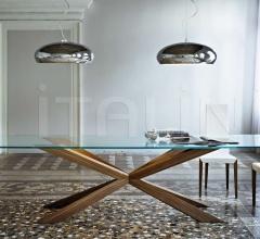 Стол обеденный Spyder фабрика Cattelan Italia