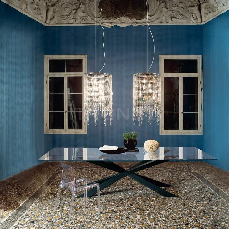 Стол обеденный Spyder Cattelan Italia