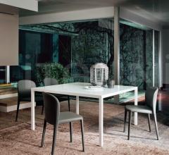 Стол обеденный Tech фабрика Cattelan Italia