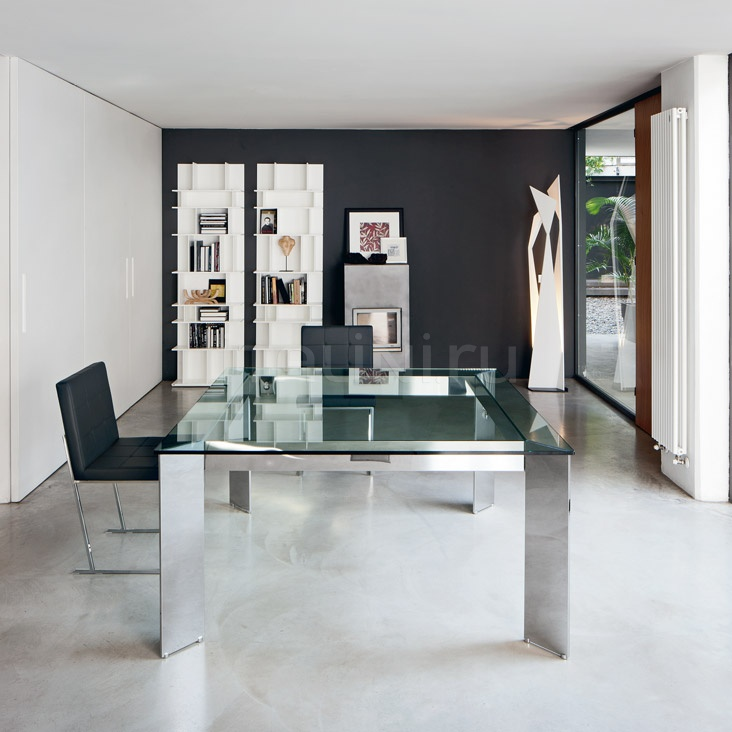 Стол обеденный Zenith Cattelan Italia