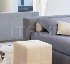 Кровать Squaring basso фабрика Bonaldo