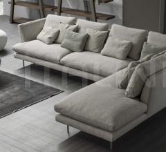 Модульный диван Lars фабрика Bonaldo