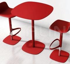 Итальянские барные столы - Барный стол Clyde фабрика Bonaldo