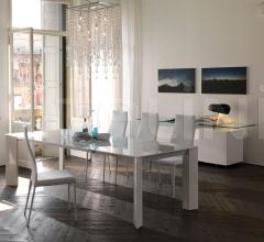 Раздвижной стол Brera фабрика Cattelan Italia