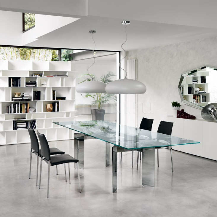 Раздвижной стол Elan Cattelan Italia