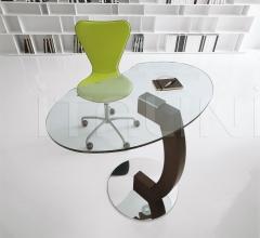 Итальянские компьютерные столы - Компьютерный стол Kirk фабрика Cattelan Italia