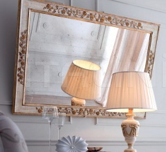 Настенное зеркало 2444/G1 фабрика Silvano Grifoni