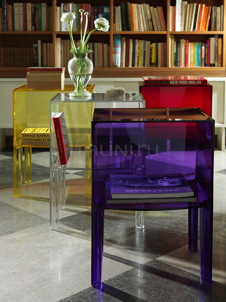 Столик Small Ghost Buster Kartell