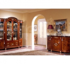 Sideboard in wood Living rooms  - DUCALE DUCCR4PB / Sideboard with 4 doors B