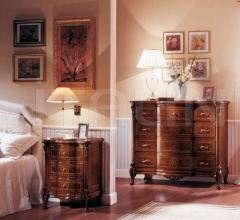 Luxury classic nightstands Hotel  - ROYAL NOCE / Bedside table