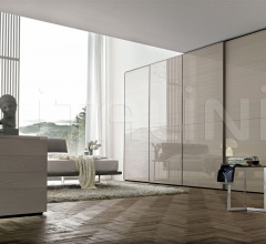 Profilo sliding door w/2 sections