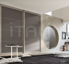 Telaio sliding door w/4 sections