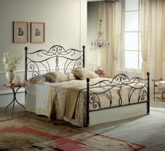Letto king size TIFFANY