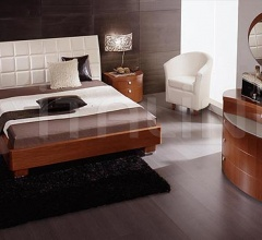 Item code of bed : DLLTP1 _ Item code of chest of drawers : DCMO