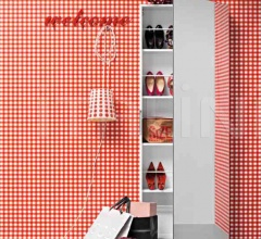 WELCOME/SHOE CABINETS