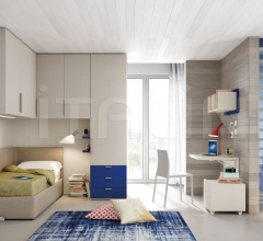 Bedroom with overbed unit 26