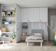 Bedroom with overbed unit 25