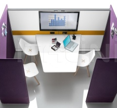 Pod Partition meeting space